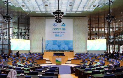 Il fallimento della COP 23