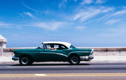 Cara vecchia auto