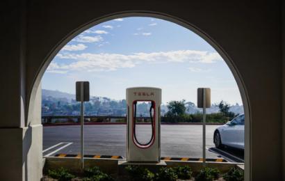 Le suggestioni 'à la' Tesla…