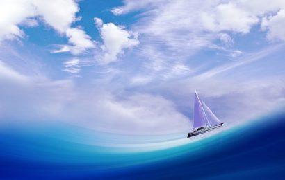 La prima nave a idrogeno inizia il giro del mondo