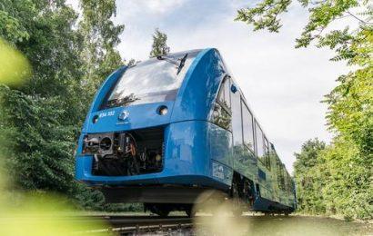 In Germania il primo treno al mondo alimentato ad idrogeno