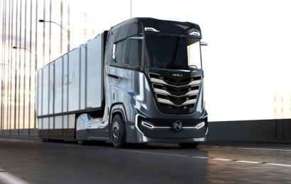 Nikola Tre, un camion a idrogeno per l'Europa