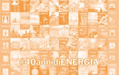 #40anni, Di Giulio: che cos'è la rivista Energia?
